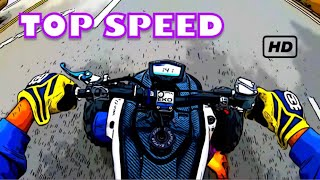 6. TurboCharged Yamaha Raptor 700      Top Speed Test