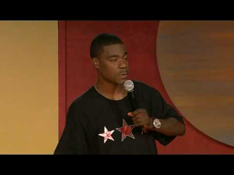Tracy Morgan - Don't Be Like Mike (stand Up Comedy Pt.4)