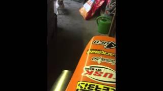 7. KTM 525 SX RACING