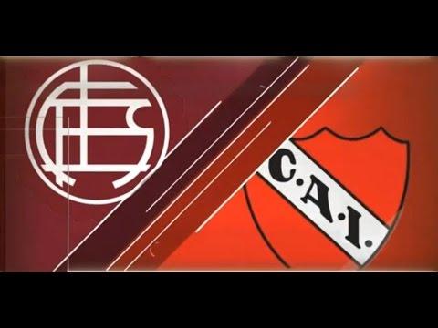 Ланус - Индепендьенте 0:2. Видеообзор матча 26.08.2016. Видео голов и опасных моментов игры