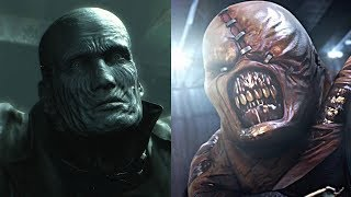 Video Deciphering The Design of Mr. X, And How He Sets Up Nemesis For A Resident Evil 3 Remake MP3, 3GP, MP4, WEBM, AVI, FLV Februari 2019