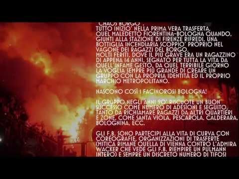 Facinorosi Bologna storico gruppo ultras