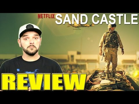 Sand Castle | Netflix Original Film Review (Nicholas Hoult & Henry Cavill)