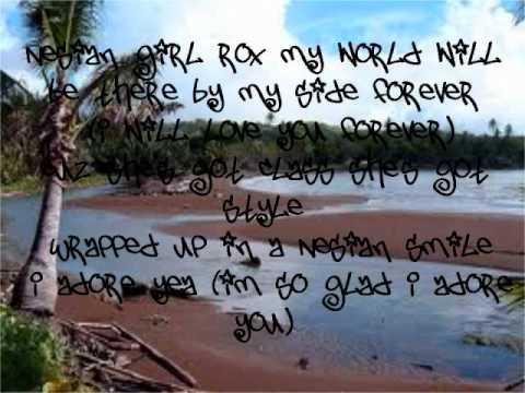 Nesian Girl Lyrics