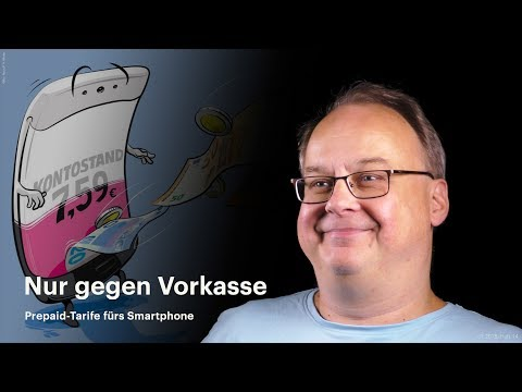Prepaid-Tarife fürs Smartphone - die Tricks der Anbiete ...