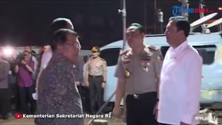 Video Momen Kapolda Metro Jaya Bertabrakan dengan Paspampres saat Buru buru Menghadap Presiden Jokowi MP3, 3GP, MP4, WEBM, AVI, FLV Mei 2017