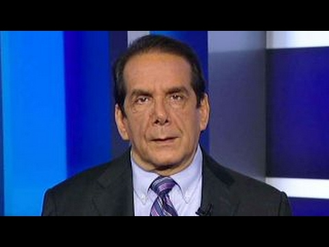 Krauthammer: No one believes there was Trump wiretap