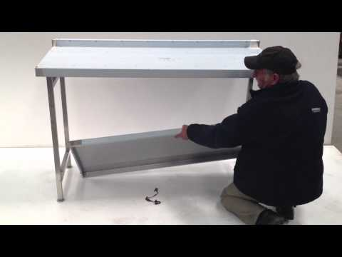The Thirty Second Flat Pack (no tools required)