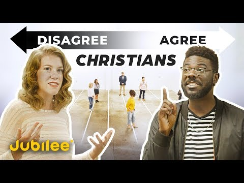 Do All Christians Think the Same?   Spectrum
