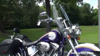 8. Used 2014 Harley Davidson CVO Deluxe Motorcycles for sale