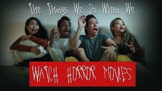 Video How People React to Horror Movies MP3, 3GP, MP4, WEBM, AVI, FLV Mei 2019