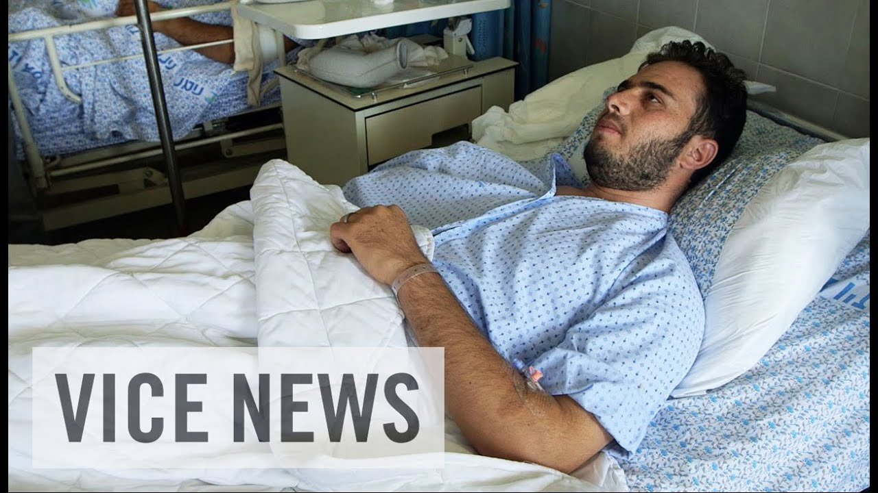 The Israeli Hospital Admitting Syrian Fighters: The War Next Door (Part 2)