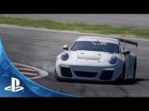 Project CARS E3 2014 Trailer | PS4