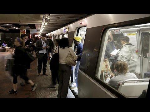 Κανονικά εκτελούνται τα δρομολόγια στο μετρό της Ουάσινγκτον