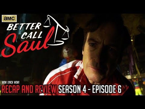 Better Call Saul - Season 4, Episode 6 - Recap & Review Mp3