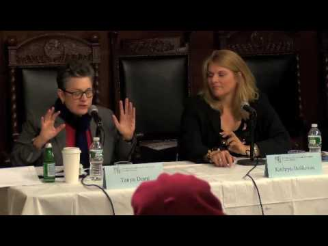 The Whistleblower: Kathryn Bolkovac—Peacekeeping and Human Trafficking in Bosnia (Panel Highlight)