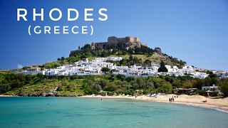 Rhodes Greece  city pictures gallery : Greek islands: Rhodes in 3 minutes