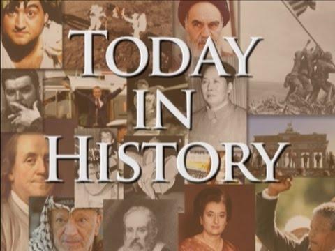 Today in history: November 11