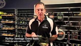 Reels Fin Nor Santiago Game Reels [VIDEO]