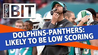 Miami Dolphins at Carolina Panthers | Sports BIT | NFL Picks