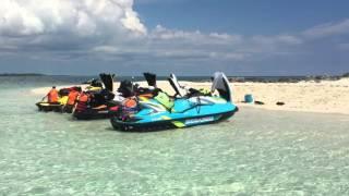 Freeport Bahamas  City pictures : Florida to Freeport Bahamas on Sea Doo jet ski