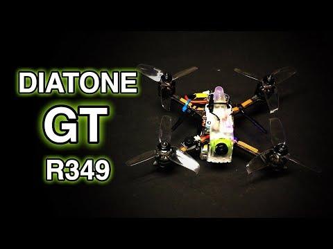 Diatone 2019 GT R349 🚀🚀 Test Flights 3S & 4S!!!