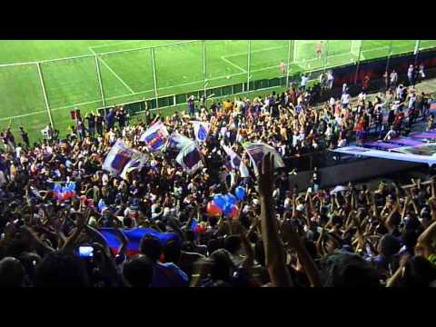 Video - TIGRE 4 - cerro porteño 2 (Copa Sudamericana) - La Barra Del Matador - Tigre - Argentina