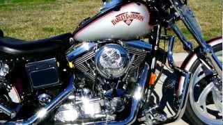 8. 1994 Harley Davidson FXDWG Dyna Wide Glide Loaded with Chrome!