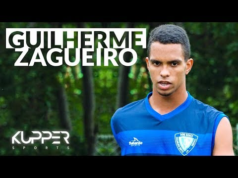 Guilherme Eloy - Zagueiro - 2018