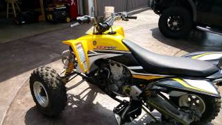 9. 2005 YFZ 450 Special Edition