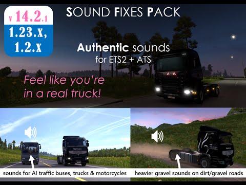 Sound Fixes Pack v14.3