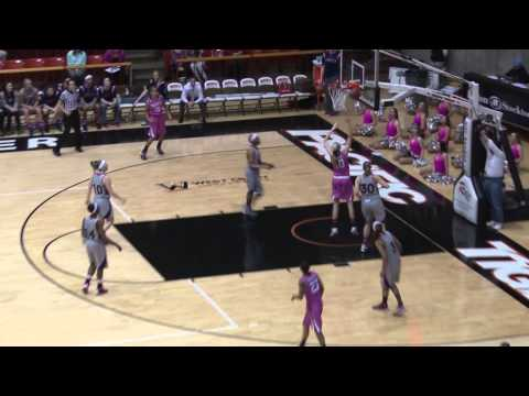 Highlights: WBB Pacific vs St Mary's 1/25/2014