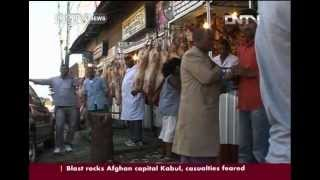 Eating Raw Meat A Norm In Ethiopia CCTV News