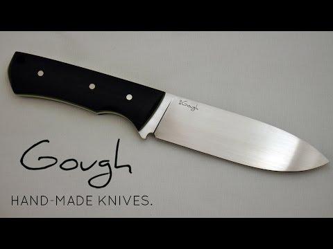 Изготовление ножа для любителей перфекционизма