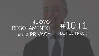Il Nuovo Regolamento Privacy #10+1 - Le svolte nel consenso e nella profilazione - MailUp Academy