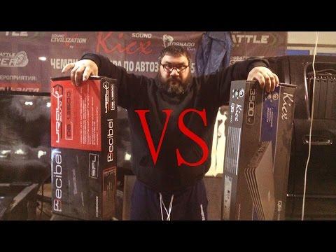 Урал VS Кикс (видео)