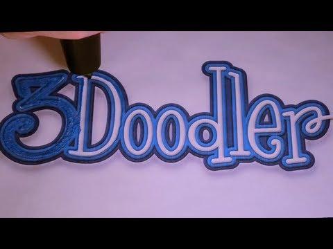 世界上第一支3D筆,竟然可以直接畫出立體恐龍!?