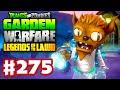 Plants vs. Zombies: Garden Warfare - Gameplay Walkthrough Part 275 - Werewolf Scientist! (PC)