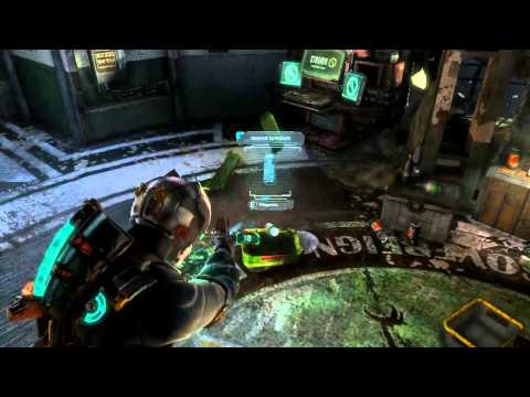 White-Ra abuse Dead Space 3