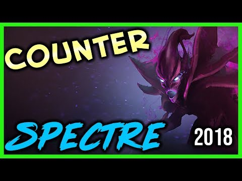 How To Counter Spectre And CLIMB MMR (Dota 2 2018)