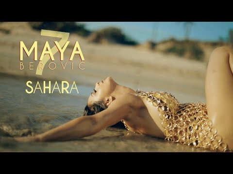 Maya Berović - Sahara (Official Video)