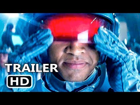 Ready Player One Trailer # 2  (2018) Steven Spielberg, Scifi Blockbuster HD