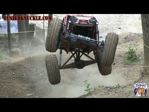 bouncing - DVDs & APPAREL - http://www.bustedknuckle.com How to Rock Bounce Like a Boss. Step 1- Buy a Rock Bouncer Step 2 - Drive it with Reckless Abandon. Follow us o...