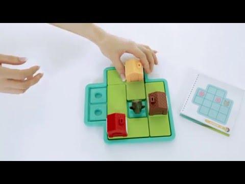 Видео - Три маленьких поросенка