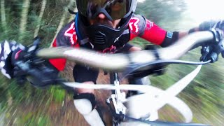 Antenas Downhill Face Cam (01-10-2014)