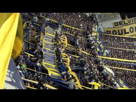 Video - Boca Tigre 2015 / Ya se acerca navidad - Si si señores - La 12 - Boca Juniors - Argentina