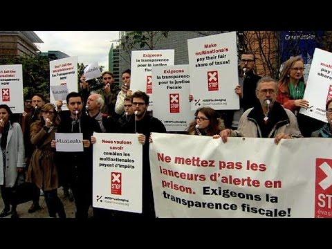 Luxleaks: Προστασία για τους πληροφοριοδότες στην ΕΕ ζητούν ΜΚΟ