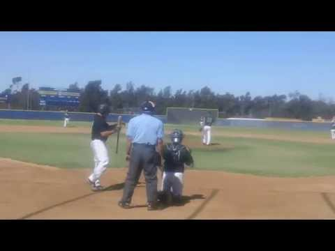 Solana Beach Cardinals 18U vs.San Diego Gamers 18U Fall League Game
