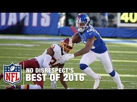 The Most Disrespectful Moments from 2016 | No Disrespect with MJD | NFL NOW