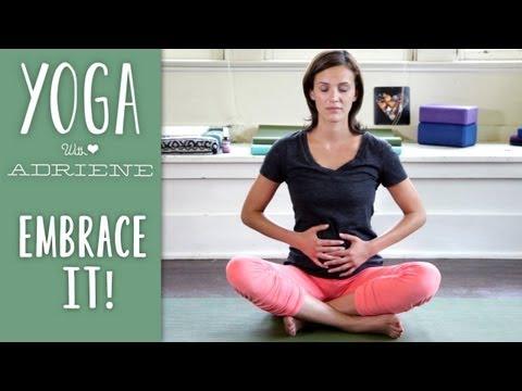 Yoga For Acid Reflux - Embrace It! - Yoga With Adriene